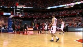 #21 Cincinnati vs #3 Syracuse 01/21/13 (Full Game)