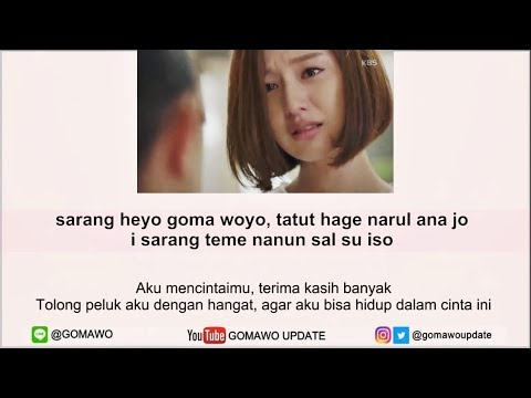 Easy Lyric DAVICHI - THIS LOVE (OST. Descendants Of The Sun) by GOMAWO [Indo Sub]