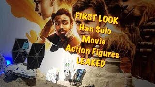 Solo Movie Action Figures LEAKED