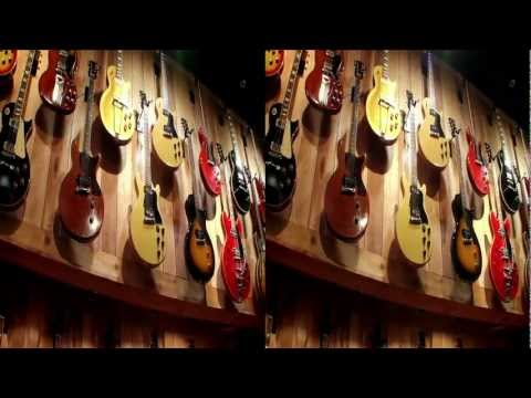 Building the Brand: Gibson Guitars in 3D, only on 3net