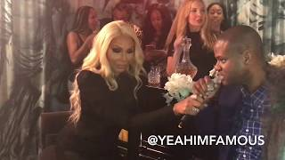 "Tamar Braxton "" Bluebird Of Happiness "" Album Listening Party in NYC"