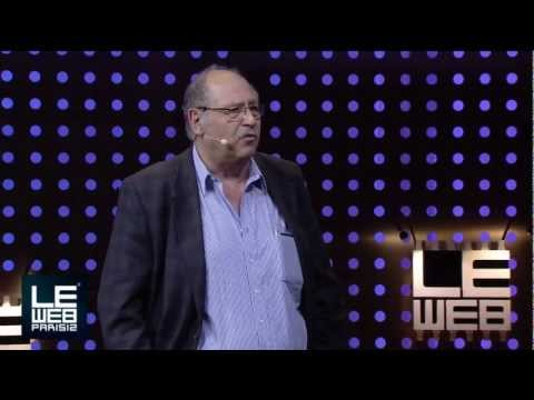 Yossi Vardi Speaks at LeWeb Paris 2012 - YouTube