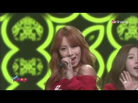 Simply K-Pop - BESTie(베스티) _ Thank U Very Much