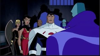 Justice League vs Justice Lords