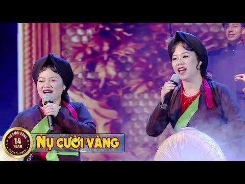 Ngồi Tựa Song Đào (Dân ca quan họ) - NSND Thúy Hường, Thúy Hằng | Gala Ngôi Sao Sân Khấu 2019