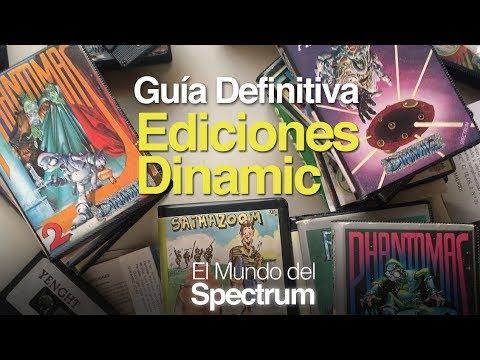 Guía Definitiva: Ediciones Físicas de Dinamic (I parte)