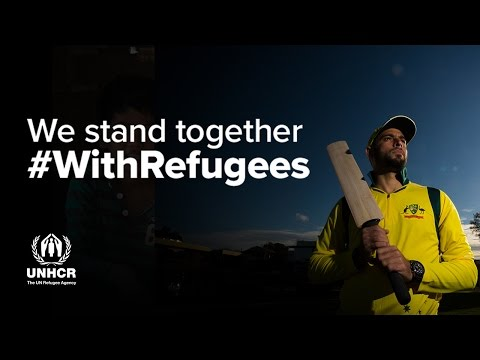Australia: Fawad Ahmed - #WithRefugees