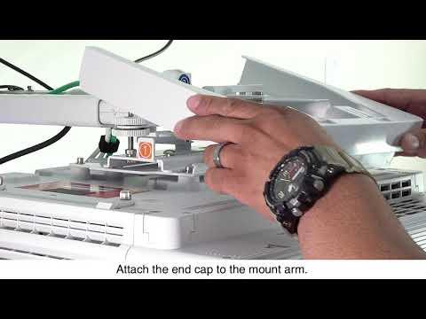 Epson EB-1485Fi Projector Installation Guide #10 - Complete Installation