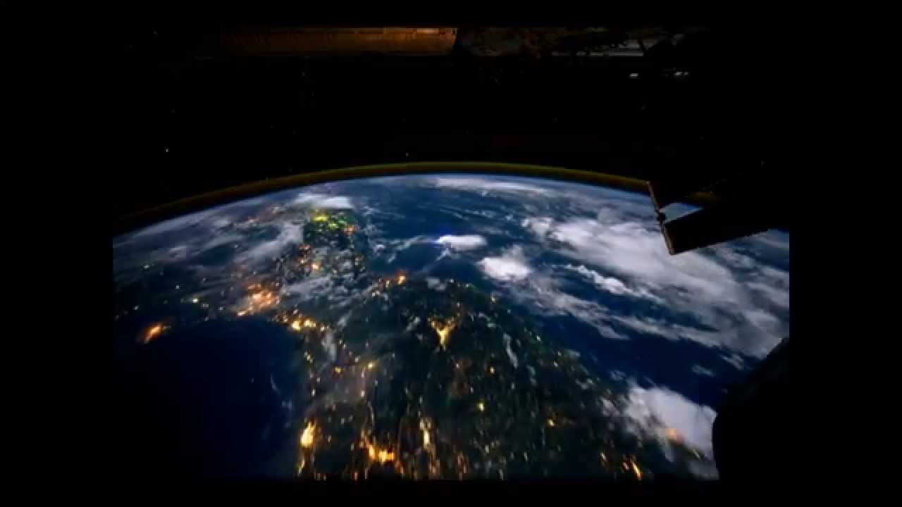 Earth Time-lapse from the International Space Station ...
