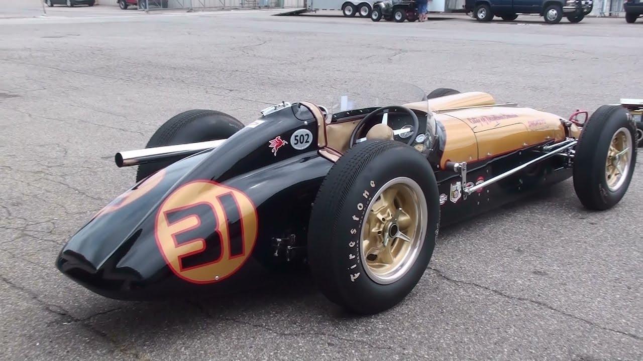 Vintage Indy Car 31