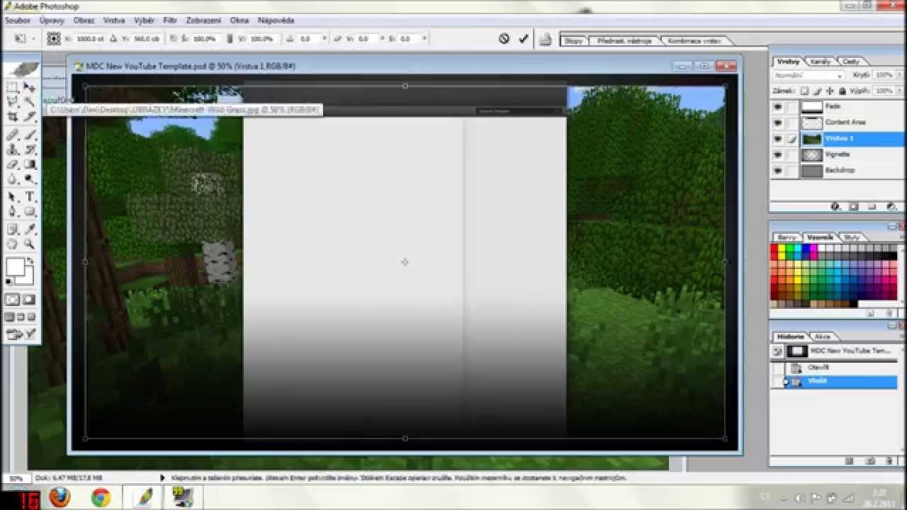 Youtube background maker minecraft hd youtube - Minecraft wallpaper creator online ...