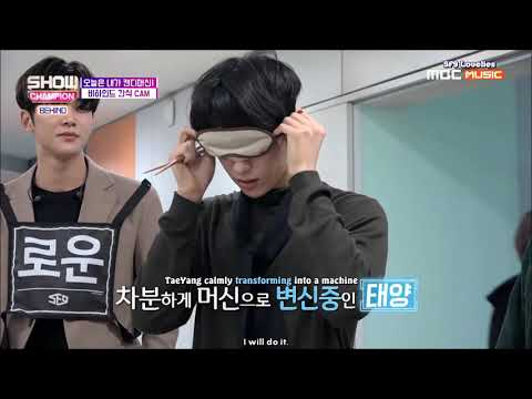 [ENG] 190326 Show Champ behind SF9 cut