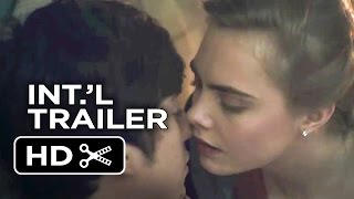 Paper Towns (2015) Trailer- Cara Delevingne, Nat Wolff Movie HD