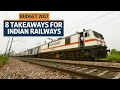 Budget 2017: 8 key takeaways for Indian Railways and its p..