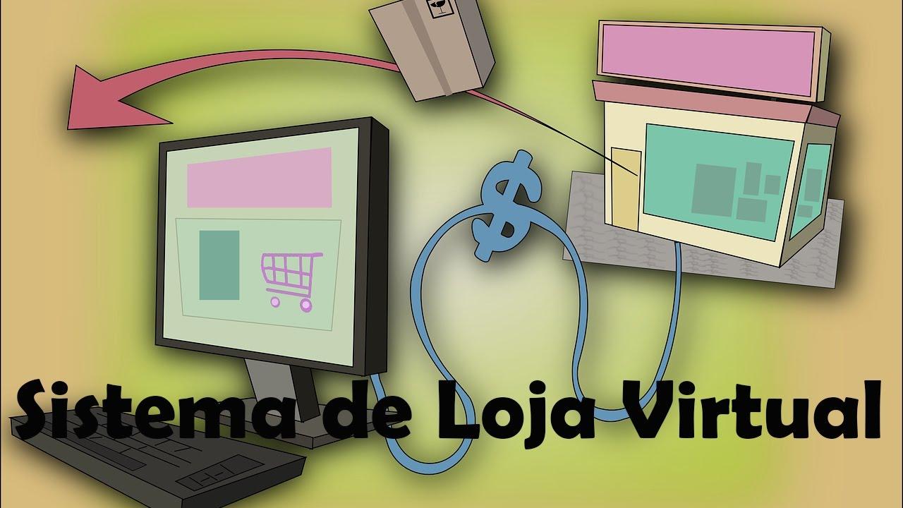 Sistema de Loja Virtual