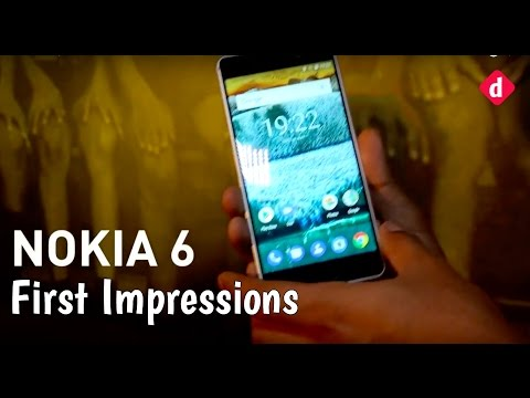 Nokia 6 First Impressions  Digitin