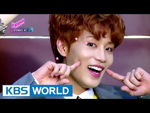 NCT 127 is back!!!!!! [KBS World Idol Show K-RUSH / 2017.06.23]