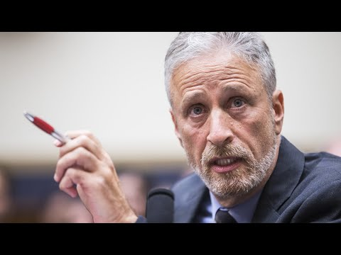 Jon Stewart rips Congress over 9/11 response
