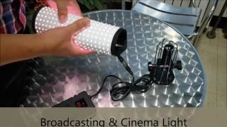 Aperçu de la vidéo de Entretien panneaux LeD souples