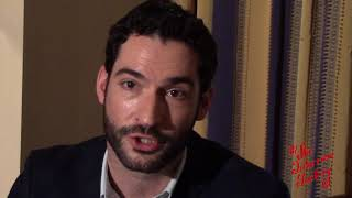 Tom Ellis on growing as an actor the longer you practice your craft.