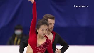 09 KOR Yura MIN & Alexander GAMELIN - 2018 Four Continents - Dance SD