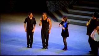 Tap vs Irish Dance