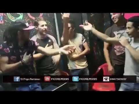رقص الاجانب على المهرجنات الشعبيه لايف