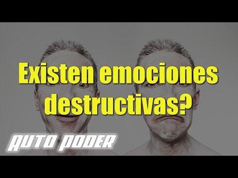 Existen emociones destructivas?   Ingeniero Gabriel Salazar