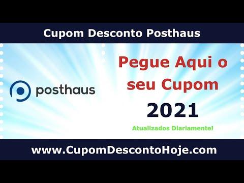 Foto da Capa Youtube posthaus