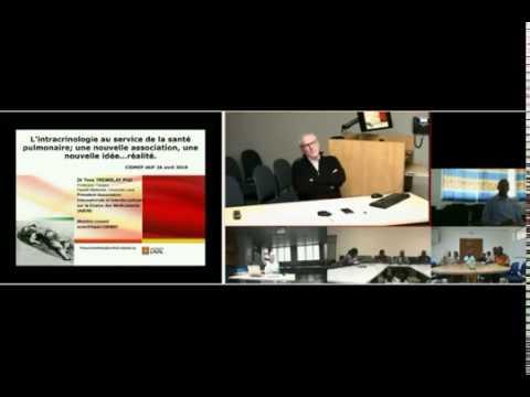 L'intracrinologie au service de la santé pulmonaire : une nouvelle association, une nouvelle idée. Yves Tremblay