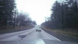 West Shokan to Kingston in Four Minutes (silent 1972)