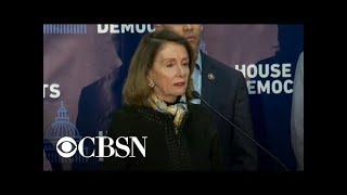 "Nancy Pelosi slams Trump's sanctuary city plan as ""disrespectful"""