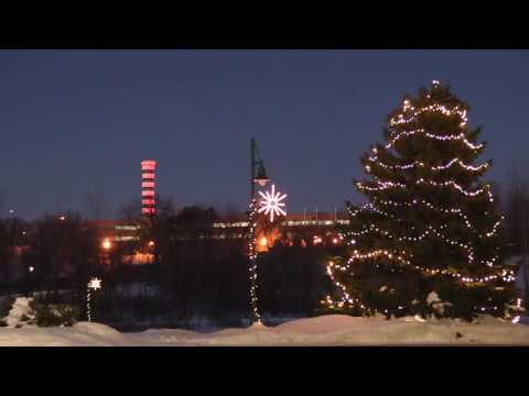 Sperry Communications Tower (Eagan, Minn.) Lighting Ceremony