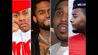CASSIDY responds to DAVE EAST and GOODZ for trying to CLOWN  him.