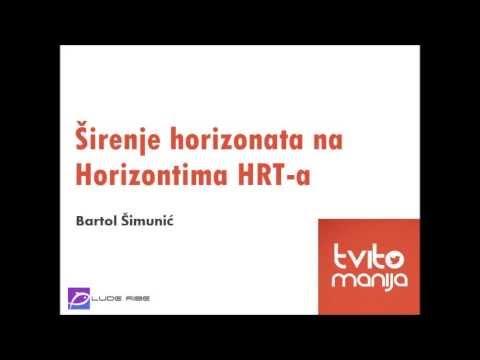 Širenje horizonata na Horizontima HRT-a