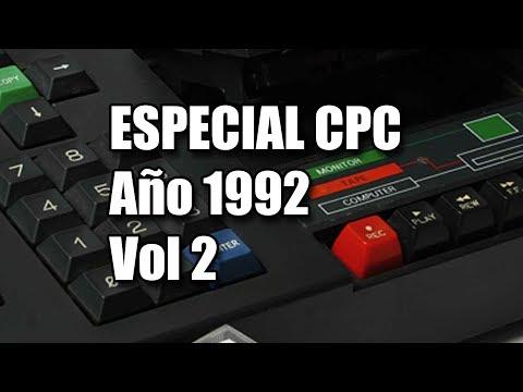 Especial Amstrad CPC: Año 1992 Vol 2 con Chema