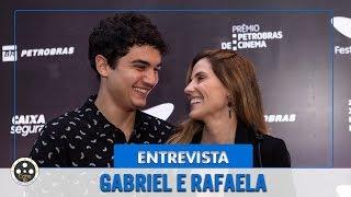 Gabriel Contente e Rafaela Mandelli falam de Intimidade entre Estranhos