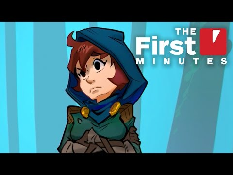 The First 10 Minutes of Has-Been Heroes