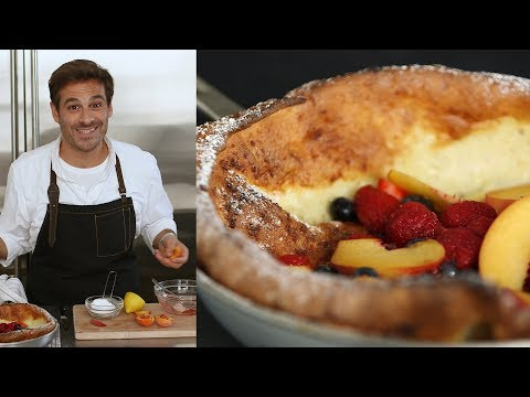 Making an Impressive Dutch Baby Pancake  - Kitchen Conundrums with Thomas Joseph