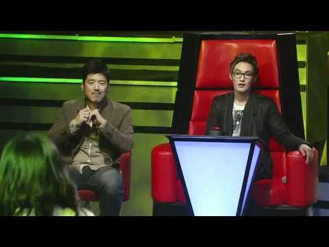 보이스코리아 시즌1 - 하예나 vs 편선희 (임상아-저 바다가 날 막겠어) 보이스코리아 the voice 8회