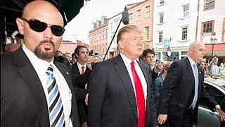 (VTC14)_Mật vụ Mỹ phải... bỏ tiền để đi theo bảo vệ Tổng thống Donald Trump