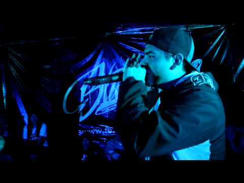 Aczino (MC4) VS Pime - Batalla de Freestyle (Exhibicion)