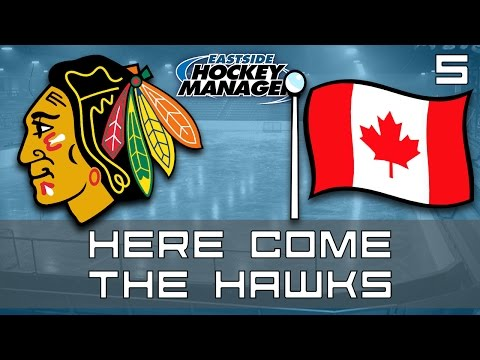 Here Come The Hawks | Episode 5 | Eastside Hockey Manager