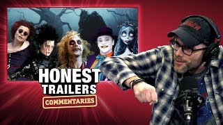 Honest Trailers Commentary - Every Tim Burton Movie