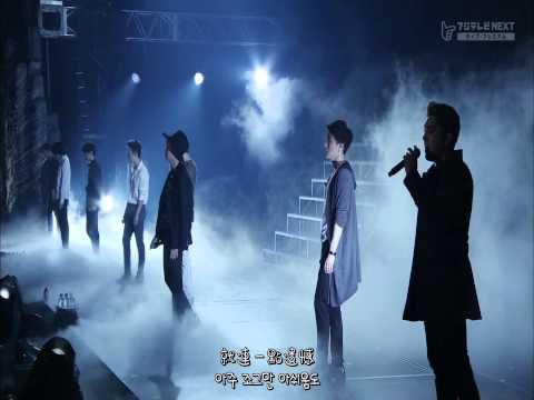 Super Junior - Don't Leave Me 中字