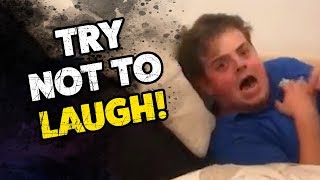 TRY NOT TO LAUGH #21 | Hilarious Videos 2019