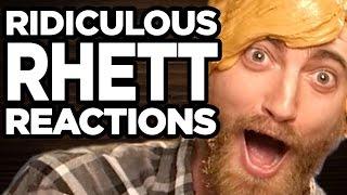 Ridiculous Rhett Reactions