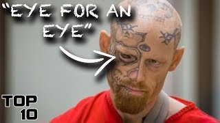 Top 10 Scary Prison Tattoos And What They Mean