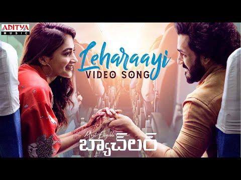 Video song 'Leharaayi' from Most Eligible Bachelor – Akhil Akkineni, Pooja Hegde