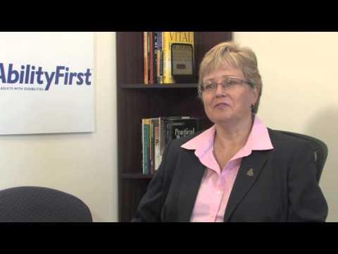 Lori Gangemi, CEO, AbilityFirst